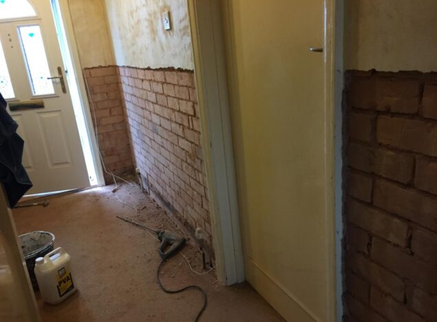 damp proofing taunton